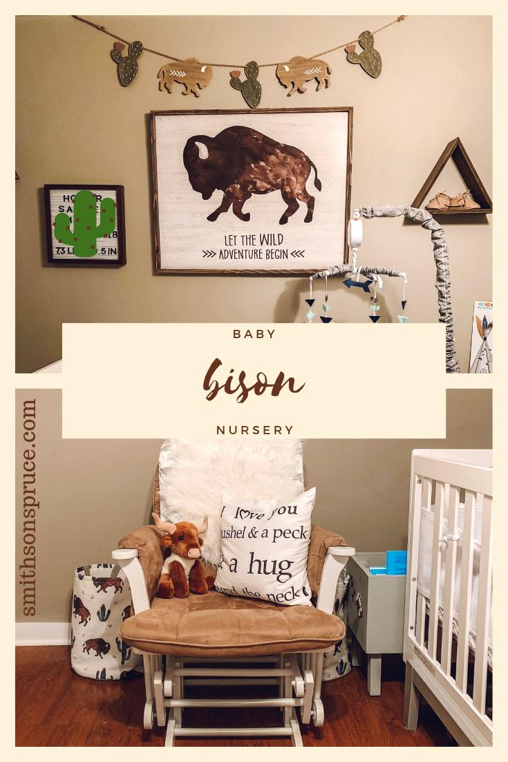 Bison Baby Nursery